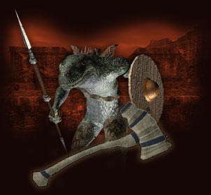 Lore and Legend: Lizardman