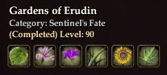 Gardens of Erudin