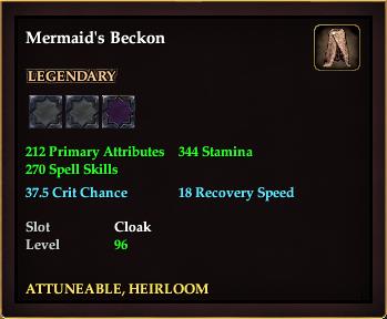 Mermaid's Beckon