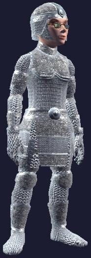 Tynnonite chainmail (Armor Set)
