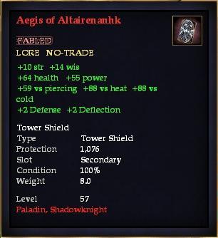 Aegis of Altairenanhk