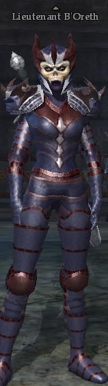 Lieutenant B'Oreth