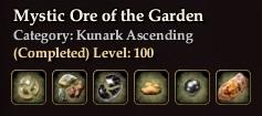 Mystic Ore of the Garden