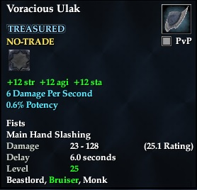 Voracious Ulak