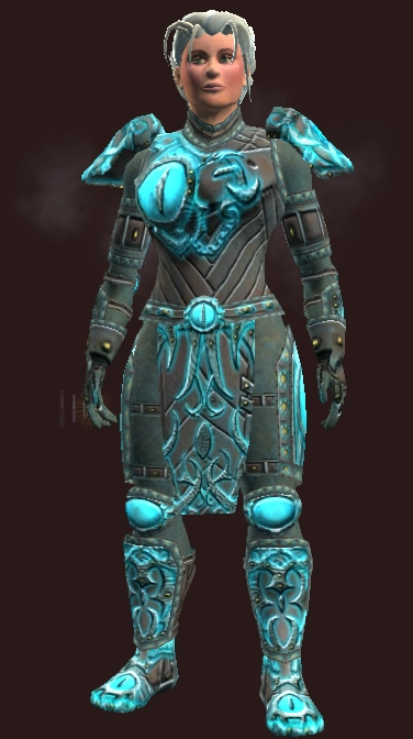 Triumphant Armor of the Divide (Druid) (Armor Set)