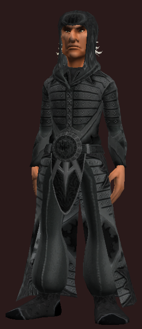 Occultist's Citadel (Armor Set)