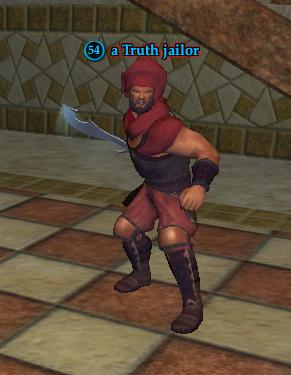A Truth jailor
