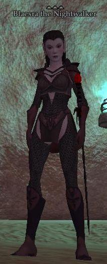 Blaesra the Nightwalker