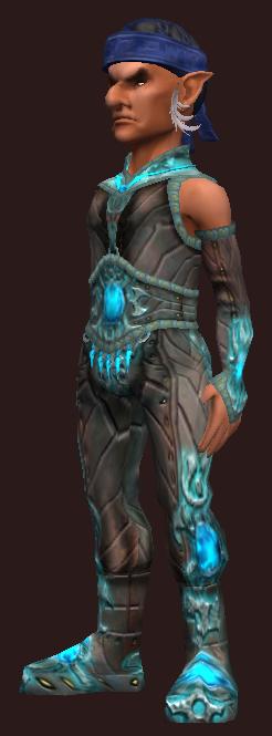 Cenobite's Wrathbound (Armor Set)