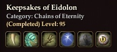 Keepsakes of Eidolon