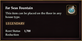 Far Seas Fountain
