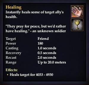 Healing (TBoCH Good)