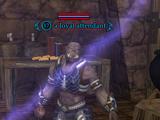 A loyal attendant