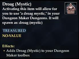 Droag (Mystic)
