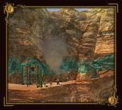 Dungeons in the Desert