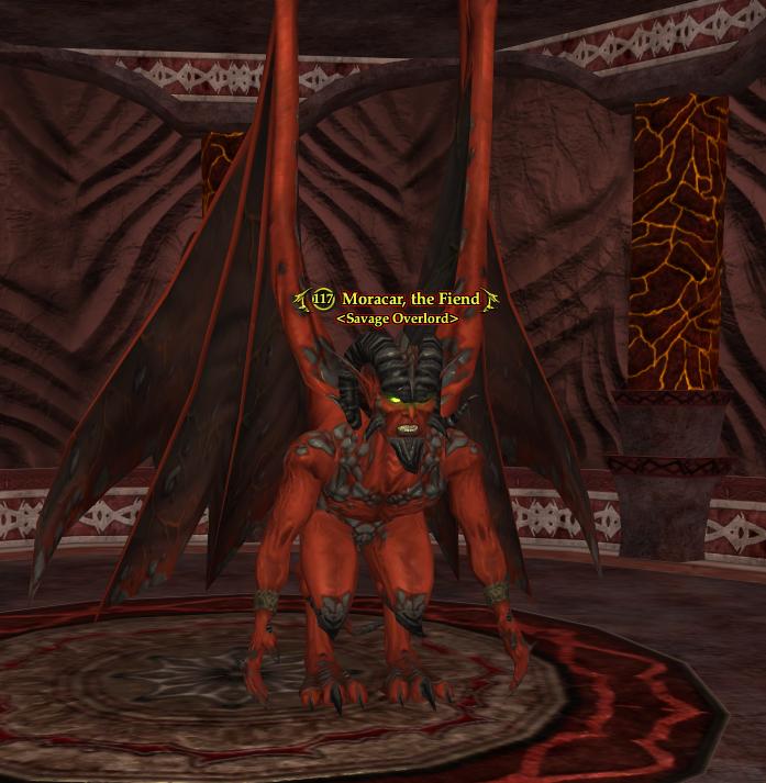 Moracar, the Fiend
