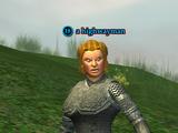 A highwayman (Antonica)