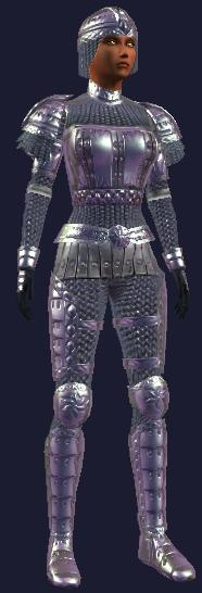 Lyrical Composure (Armor Set)