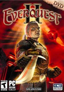 EverQuest II back cover
