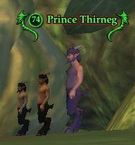 Prince Thirneg