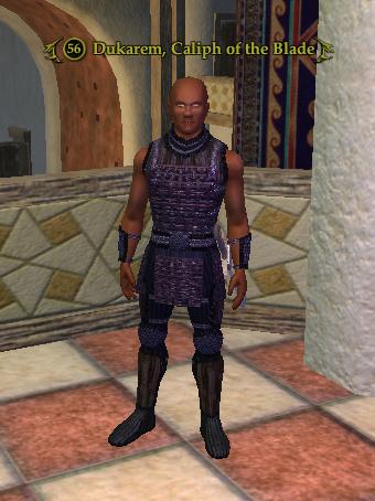 Dukarem, Caliph of the Blade (Monster)