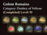 Golem Remains