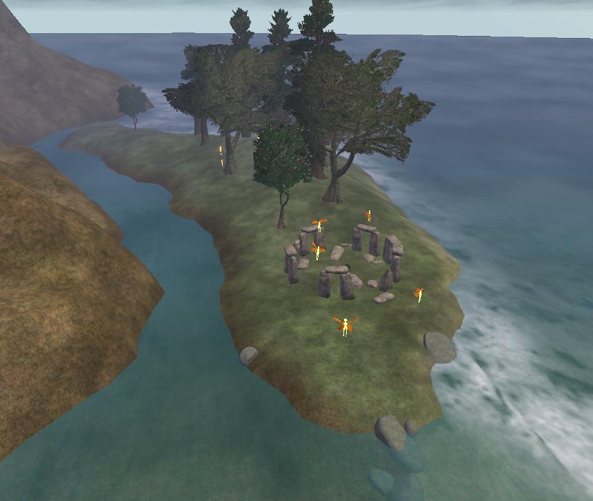 The Fae Isle