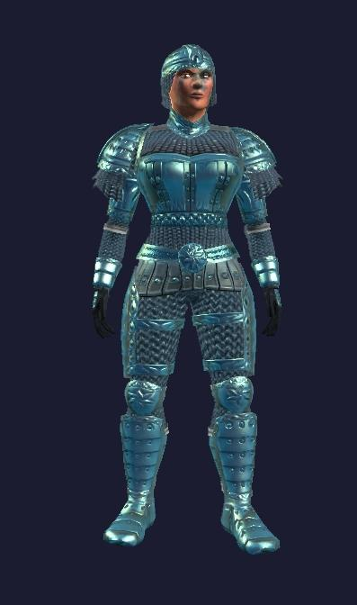 Numinous Undertakings (Armor Set)