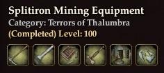 Splitiron Mining Equipment (Collection)