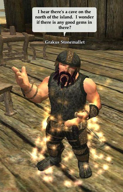 Grakus Stonemallet