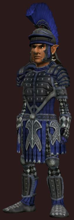 Spiritweaver's Sanctified (Armor Set)