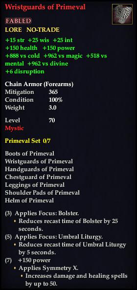 Wristguards of Primeval (Version 1)