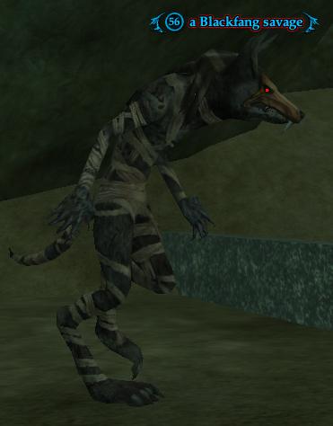 A Blackfang savage.png