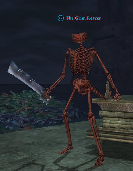 The Grim Reaver