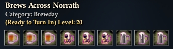 Brews Across Norrath