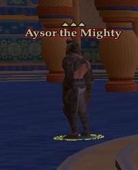 Aysor the Mighty