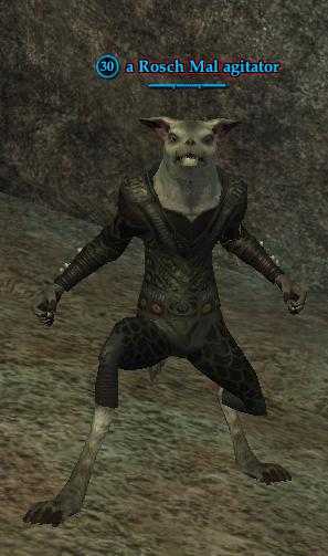 A Rosch Mal agitator (Sundered Splitpaw: Hideout)