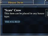 """Scare"" Crow"