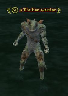 A Thulian warrior