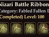 Nizari Battle Ribbons