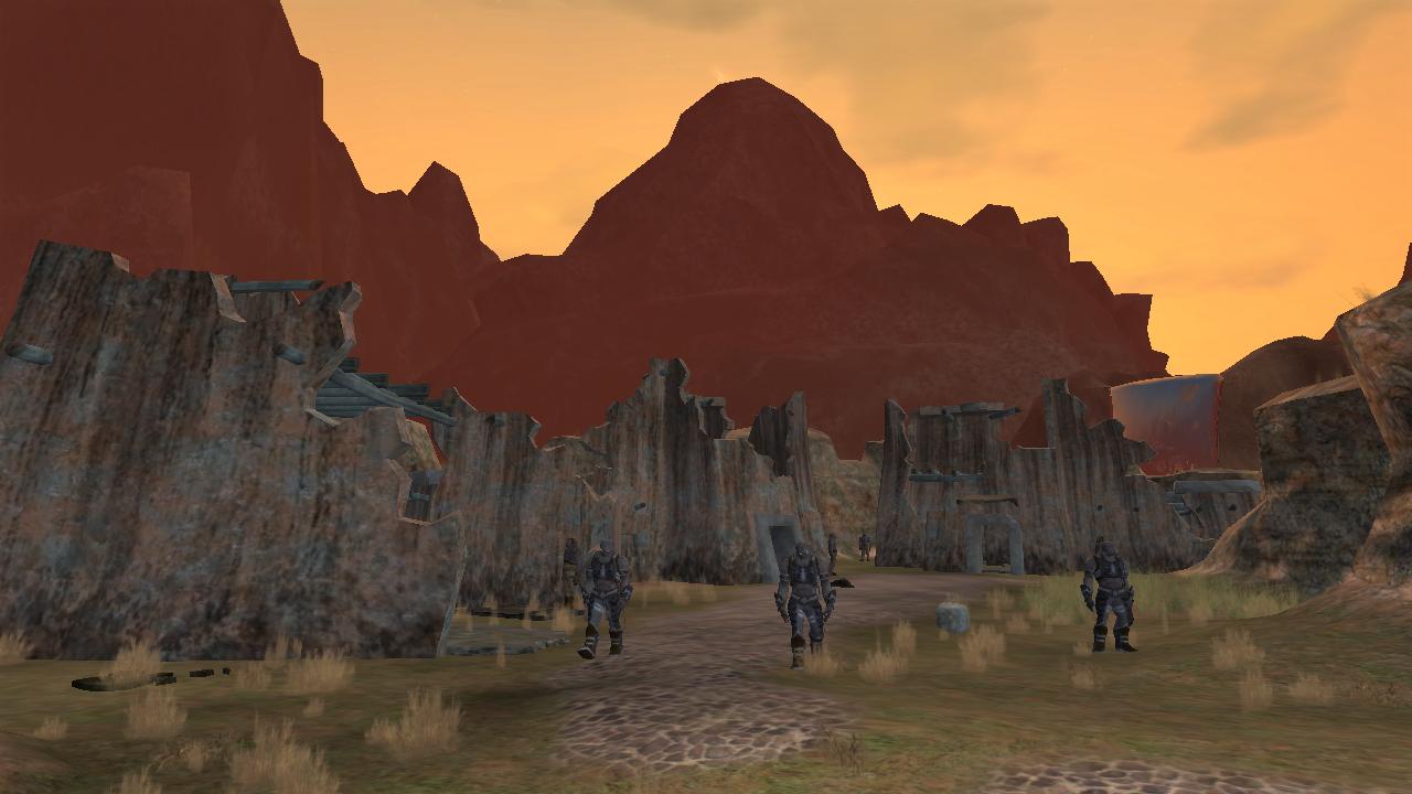 Lonetusk Encampment