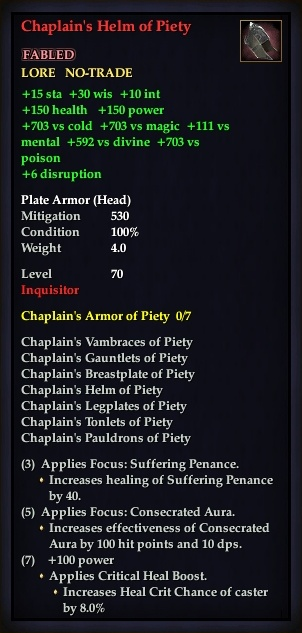 Chaplain's Helm of Piety (Version 1)
