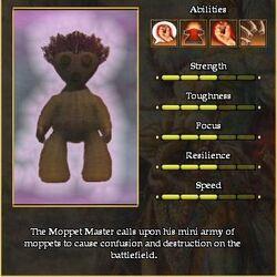 Mystic Moppet