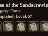 Rules of the Sandscrawler Clan
