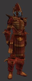 Stormbringer's Sacrosanct (Armor Set)