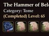 The Hammer of Below