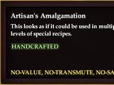 Artisan's Amalgamation