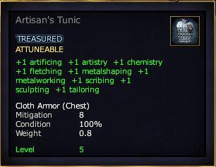 Artisan's Tunic
