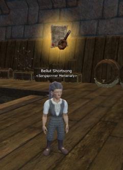 Bellut Shortsong