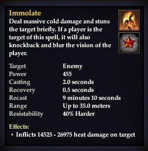 Immolate (TBoCH Good)